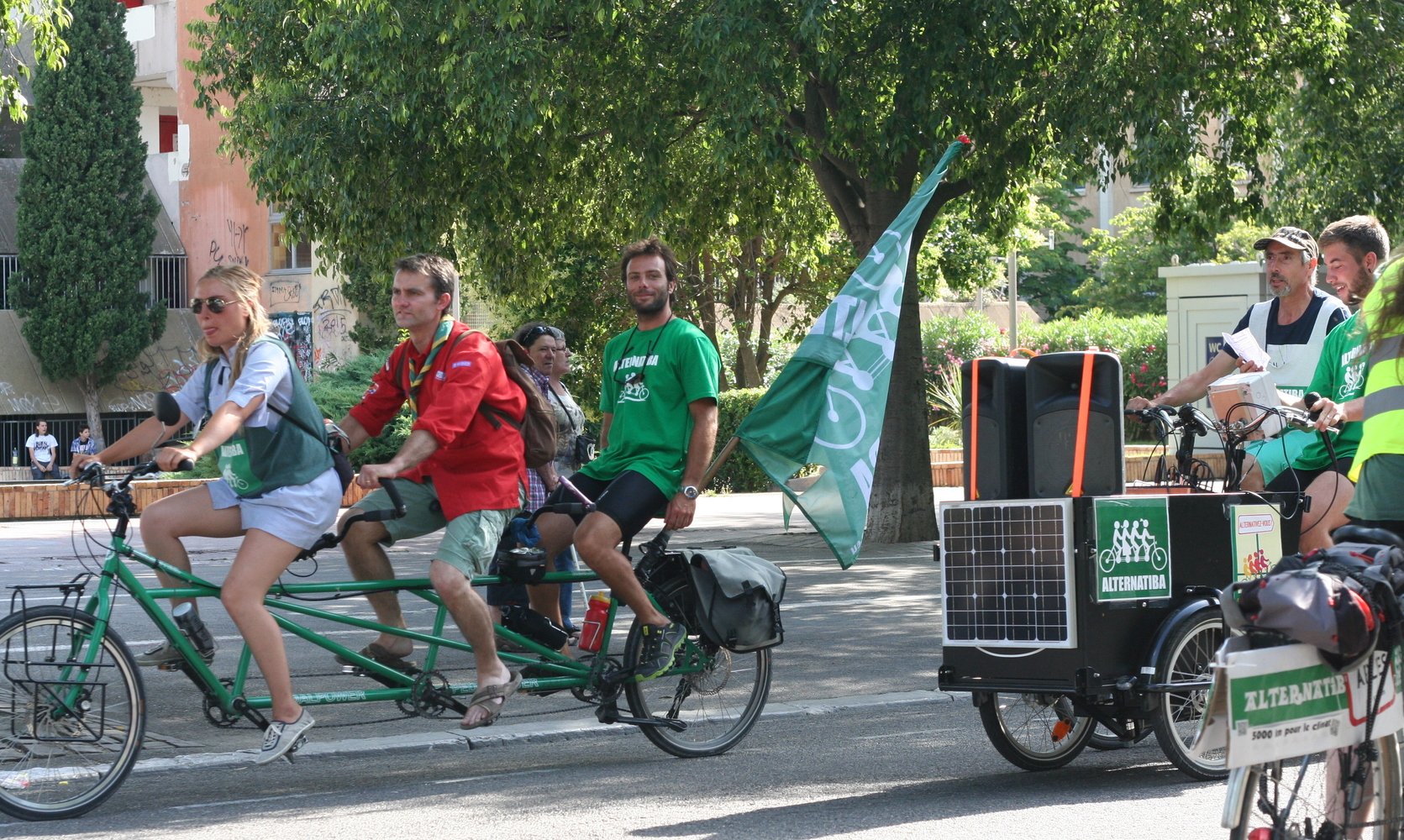 Tour Alternatiba, c'est reparti!